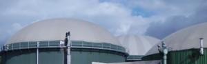 Biogasanlagen mit BHKW zur Versorgung mit Strom und Wärme