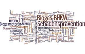 Seminar Schadensprävention im Biogas-BHKW