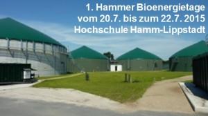Biogasmotoren und Sicherheitstechnik-Seminar am 22.7.2015 in Hamm