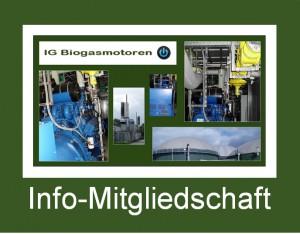 Die Info-Mitgliedschaft hilft beim störungsfreien Betrieb des Biogas-BHKW