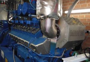 Flexbetrieb mit weiterem 800 kW Biogasmotor auf der BIogasanlage Dujos Holtsee